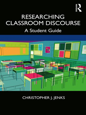 cover image of Researching Classroom Discourse