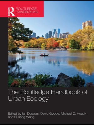 cover image of The Routledge Handbook of Urban Ecology