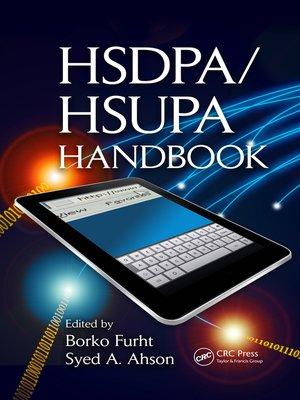 cover image of HSDPA/HSUPA Handbook