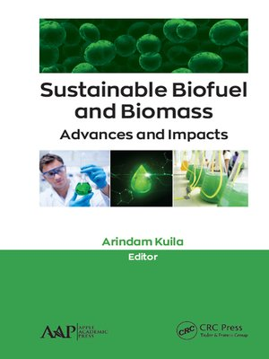 cover image of Sustainable Biofuel and Biomass