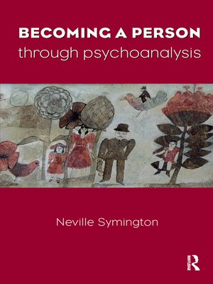 cover image of Becoming a Person Through Psychoanalysis