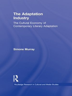 cover image of The Adaptation Industry