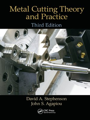 cover image of Metal Cutting Theory and Practice