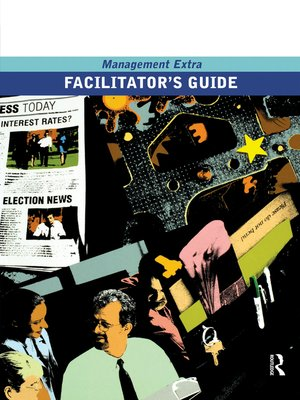 cover image of Facilitator's Guide                    Management Extra