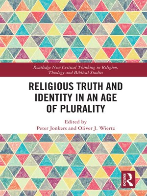 cover image of Religious Truth and Identity in an Age of Plurality