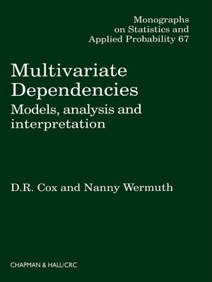 cover image of Multivariate Dependencies