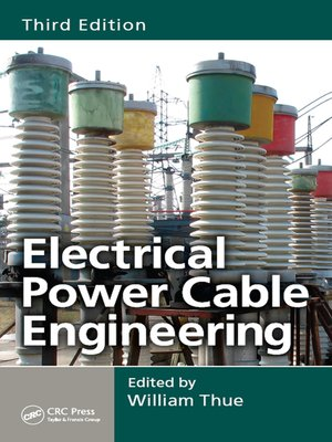 cover image of Electrical Power Cable Engineering