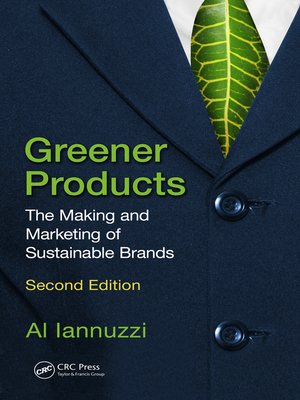 cover image of Greener Products