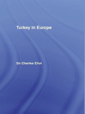 cover image of Turkey in Europe