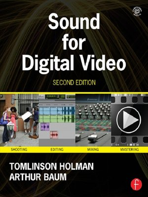 cover image of Sound for Digital Video