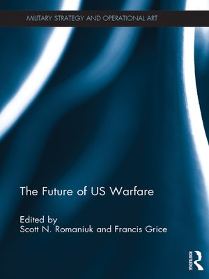cover image of The Future of US Warfare