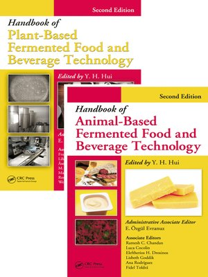 cover image of Handbook of Fermented Food and Beverage Technology Two Volume Set