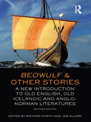 cover image of Beowulf and Other Stories