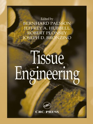 cover image of Tissue Engineering