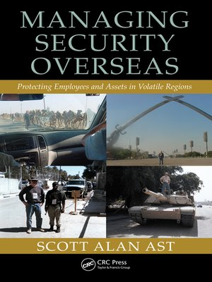 cover image of Managing Security Overseas