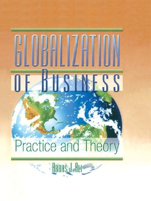 cover image of Globalization of Business