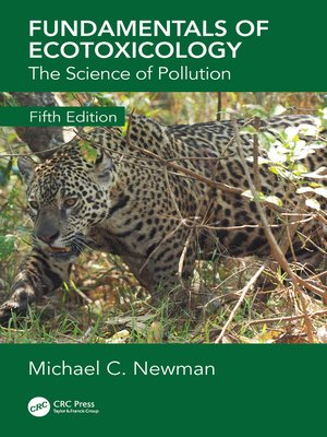 cover image of Fundamentals of Ecotoxicology