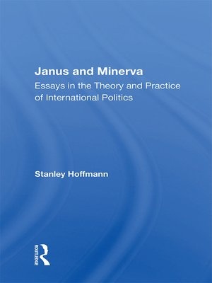 cover image of Janus and Minerva