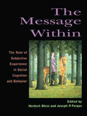 cover image of The Message Within