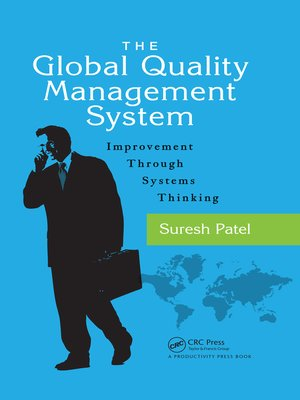 cover image of The Global Quality Management System