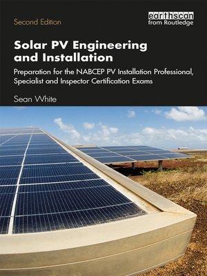 cover image of Solar PV Engineering and Installation