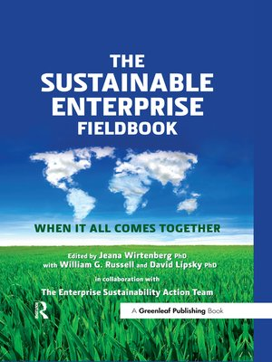 cover image of The Sustainable Enterprise Fieldbook