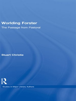 cover image of Worlding Forster
