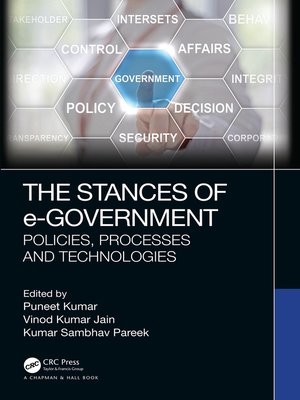 cover image of The Stances of e-Government