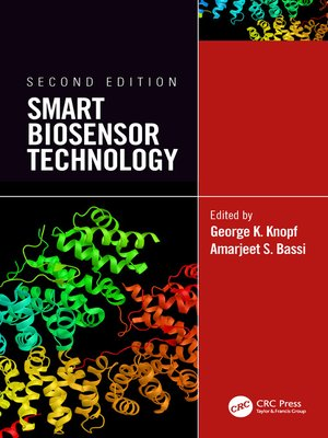 cover image of Smart Biosensor Technology
