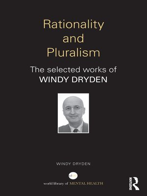 cover image of Rationality and Pluralism