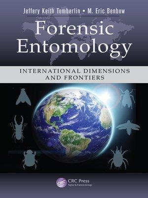 cover image of Forensic Entomology