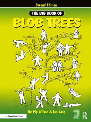cover image of The Big Book of Blob Trees