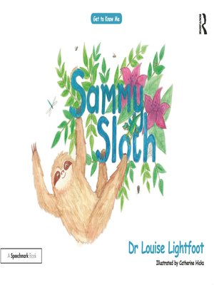 cover image of Sammy Sloth