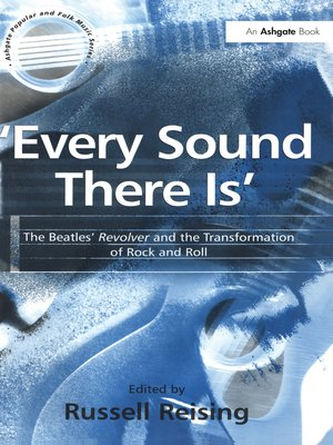 cover image of 'Every Sound There Is'