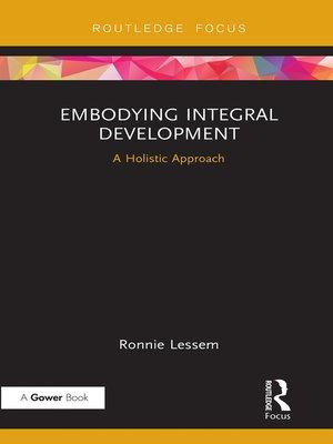 cover image of Embodying Integral Development