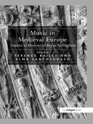 cover image of Music in Medieval Europe