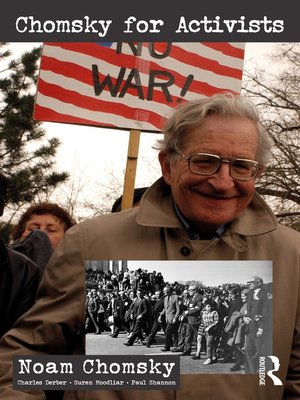 cover image of Chomsky for Activists