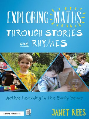 cover image of Exploring Maths through Stories and Rhymes