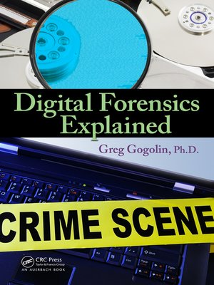 cover image of Digital Forensics Explained