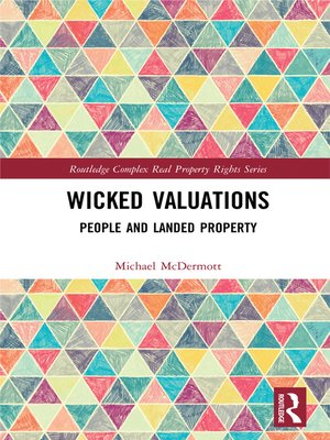 cover image of Wicked Valuations