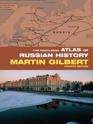 cover image of The Routledge Atlas of Russian History
