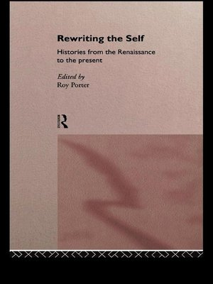 cover image of Rewriting the Self