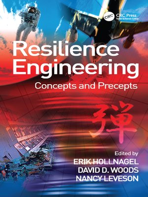 cover image of Resilience Engineering