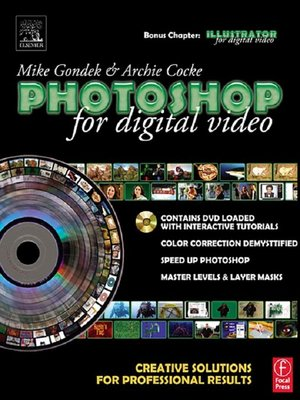 cover image of Photoshop for Digital Video
