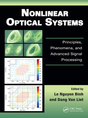 cover image of Nonlinear Optical Systems