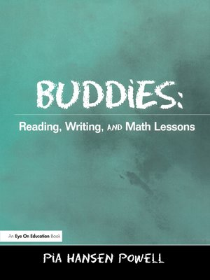 cover image of Buddies