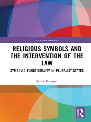 cover image of Religious Symbols and the Intervention of the Law
