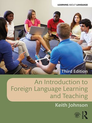cover image of An Introduction to Foreign Language Learning and Teaching