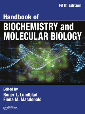 cover image of Handbook of Biochemistry and Molecular Biology