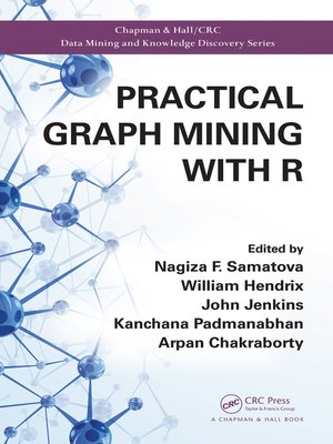cover image of Practical Graph Mining with R